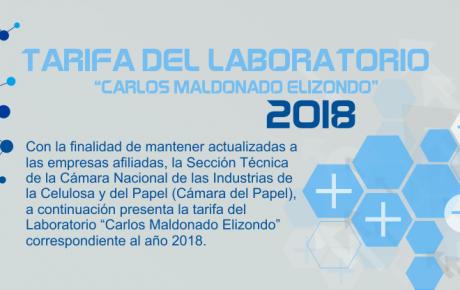 TarifaLaboratorioCarlosMaldonado2018_Dt